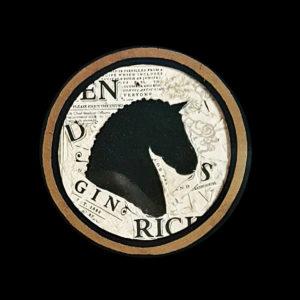 Hendrick's Horse